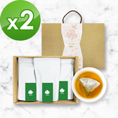 KOOS-清韻金萱烏龍茶-禮盒組2盒(3袋1盒)