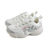 FILA 老爹鞋 運動鞋 跑鞋 女鞋 米白色 4-C351V-177 no086