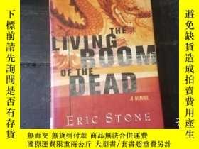 二手書博民逛書店THE罕見LIVING ROOM OF THE DEADY271