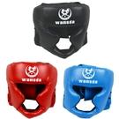 拳擊頭盔 護頭 猴臉頭盔 訓練型頭套 全...