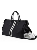 健身包手提旅行包男潮短途出差旅游大容量輕便行李袋女防水側背包健身包 聖誕交換禮物