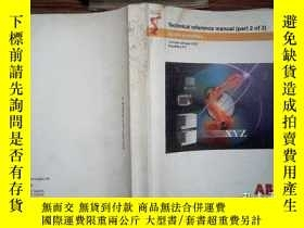 二手書博民逛書店Technical罕見reference manual PART