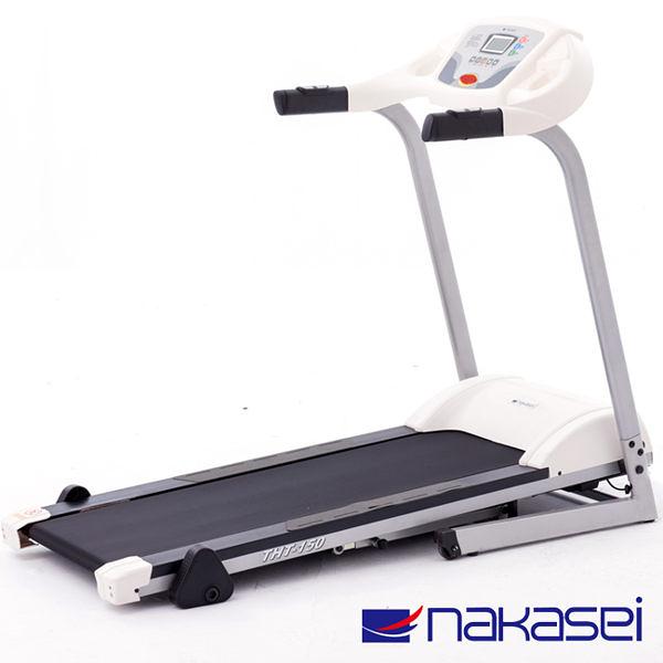 nakasei 樂卡適1.25HP居家電動跑步機(THT-150) 慢步機健走機