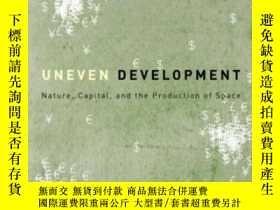 二手書博民逛書店Uneven罕見Development-發展不平衡Y436638 Neil Smith University