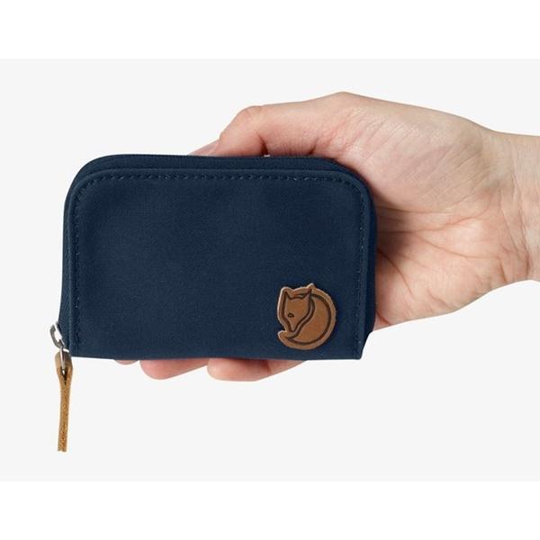 【Fjallraven北極狐】Zip Card Holder 名片夾 (FR24218) (三色可選)