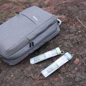 創意洗漱旅行用品多功能便攜式牙刷牙膏盒子戶外洗漱收納盒套裝 潮流衣舍