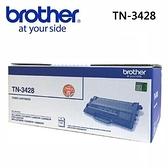 Brother TN-3428 原廠標準容量黑色碳粉匣