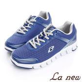 【La new outlet】 輕量慢跑鞋 (男223614171)