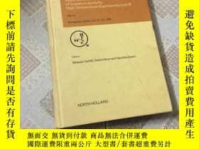 二手書博民逛書店Materials罕見and mechanisms of sup
