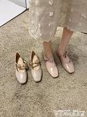 平底單鞋瑪麗珍單鞋女2021年春季新款網紅晚晚風溫柔仙女平底鞋百搭ins潮 迷你屋 新品