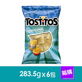 美國TOSTITOS白玉米脆片(283.5gx6包)-箱購