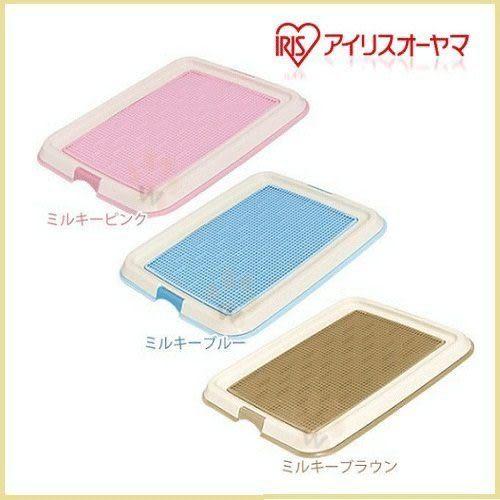 *WANG*日本IRIS-TFT-650平面尿盆附格網(防咬網墊)