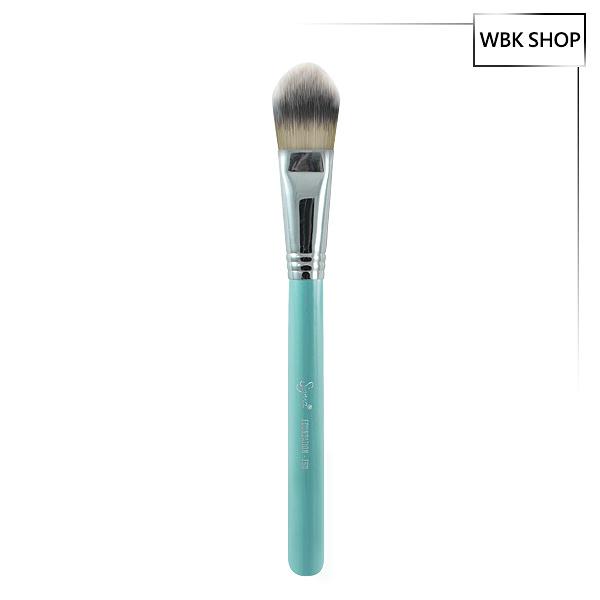 Sigma F60 粉底刷多功能化妝刷-湖水綠 FOUNDATION Brush #Aqua Handle - WBK SHOP