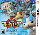 3DS 妖怪手錶剋星 白犬隊(美版代購)