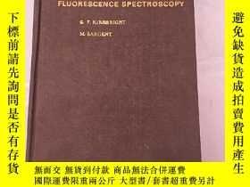 二手書博民逛書店atomic罕見absorption and fluoresce