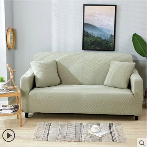歲末清倉~防潑水防猫抓沙發套 四季通用型 素色全包 二人沙發系列1(145-185cm適用)