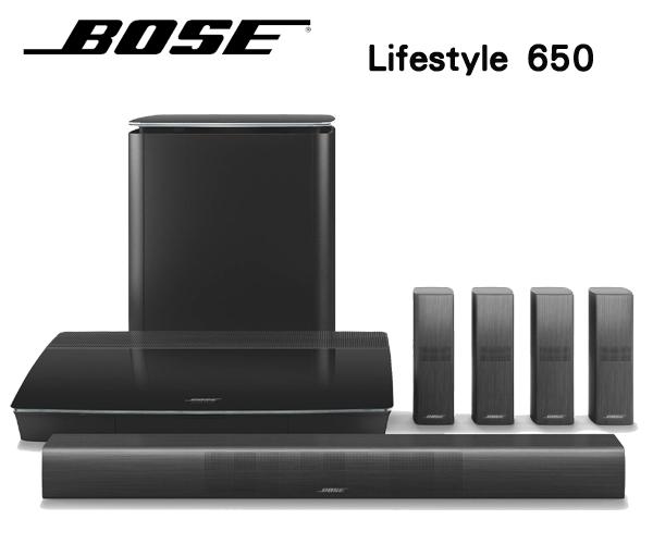 BOSE Lifestyle 650 劇院喇叭組 貿易商貨