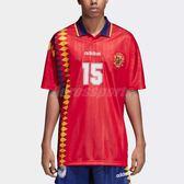 adidas 球衣 Spain Jersey 紅 藍 黃 男款 西班牙國家隊 足球 運動polo衫 【PUMP306】 CE2340