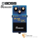 BOSS BD-2W 藍調失真破音吉他效果器【BOSS 效果器/Blues Driver】