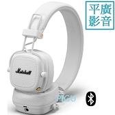 平廣 送袋 Marshall MAJOR III 白色 藍芽耳機 台灣公司貨保1年 Bluetooth 藍芽版 3代 三代 BT