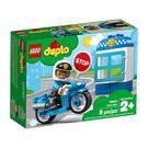 LEGO 樂高 Duplo 得寶系列 10900 警察摩托車 【鯊玩具Toy Shark】