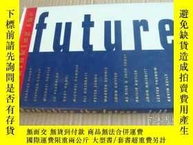 二手書博民逛書店英文原版罕見Rethinking the Future: Ret