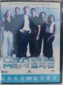 R11-002#正版DVD#CSI犯罪現場:邁阿密 第二季(第2季) 8碟#影集#影音專賣店