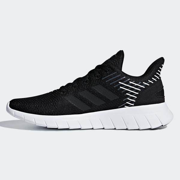 【現貨在庫】ADIDAS ASWEERUN 女鞋 慢跑 休閒 輕量 透氣 黑【運動世界】F36339