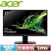 Acer宏碁 KA272 bi 27型 IPS窄邊框螢幕
