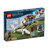 【LEGO 樂高 積木】LT-75958 哈利波特 Harry Potter 波巴洞馬車:抵達霍格華茲(430pcs)