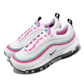 Nike 休閒鞋 Wmns Air Max 97 白 粉紅 女鞋 運動鞋 【ACS】 CT6806-116