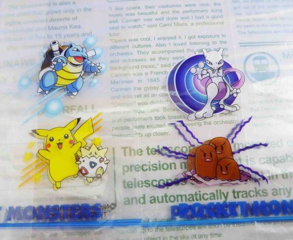 【震撼精品百貨】神奇寶貝_Pokemon~透明書套