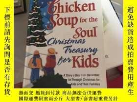 二手書博民逛書店Chicken罕見Soup for the Soul Chris