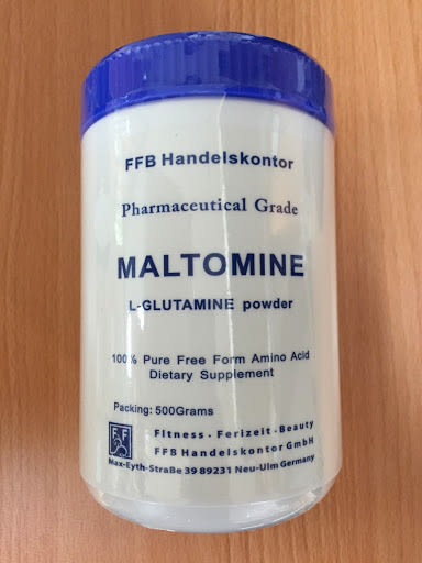 富保樂-左旋麩醯胺酸 (L-Glutamine) 500g (德國原裝)~大量購買另享優惠~總代理公司貨非水貨