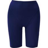 思薇爾-舒曼曲現系列64-82素面高腰長筒束褲(經典藍)
