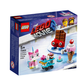 LEGO樂高 樂高玩電影2 70822 Unikitty's Sweetest Friends EVER! 積木 玩具