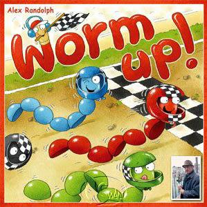 書立得-蟲蟲動起來(Worm Up)(ABAWOR)