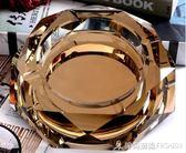 威爾水晶煙灰缸 時尚創意個性禮品 大號實用定制精品歐式煙灰缸 時尚潮流