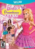WiiU Barbie Dreamhouse Party 芭比娃娃夢想屋派對(美版代購)