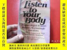 二手書博民逛書店Listen罕見to Your BodyY207309
