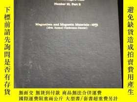 二手書博民逛書店AIP罕見Conrence Proceedings Series Editor:Hugh C.Wolfe Numb
