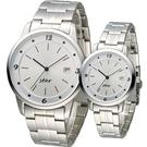 時代 STAR 永恆戀人時尚腕錶 9T1407-231S-W 9T1407-131S-W