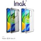 【愛瘋潮】Imak Redmi 紅米 Note 9/10X 4G 全包防摔套(氣囊) TPU 軟套 保護套 手機殼 防摔殼 防撞殼