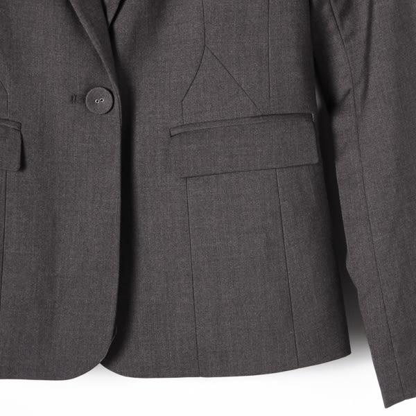 【MASTINA】修身西裝外套-灰 下殺百元外套