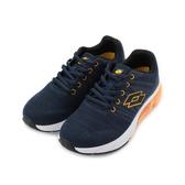 LOTTO SUPER LITE 氣墊跑鞋 藍橘 LT0AKR1616 大童鞋 鞋全家福