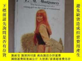 二手書博民逛書店Anne罕見of Avonlea:The bewitching