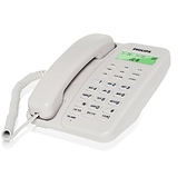 電話機來電顯示電話機TD-2808座機家用有線固定電話辦公商務雙色 晶彩 99免運
