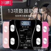 智慧體重秤BMI體脂秤身體成分檢測儀13項功能電池款 igo城市玩家