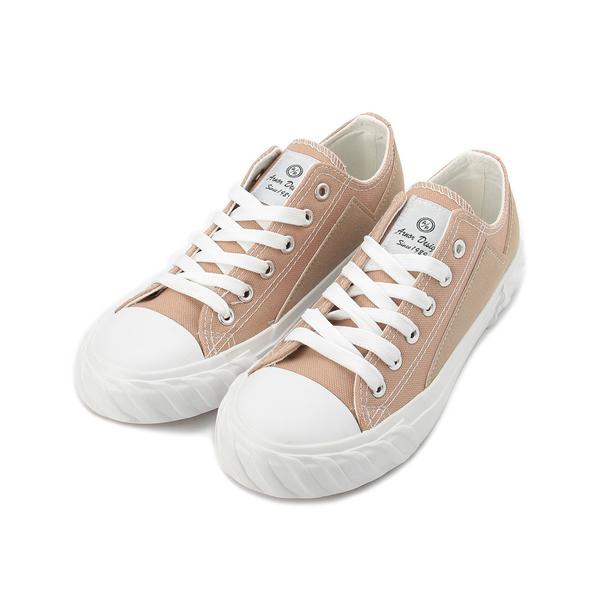 ARNOR 韓版帆布餅乾鞋 奶茶 ARWC02304 女鞋 鞋全家福