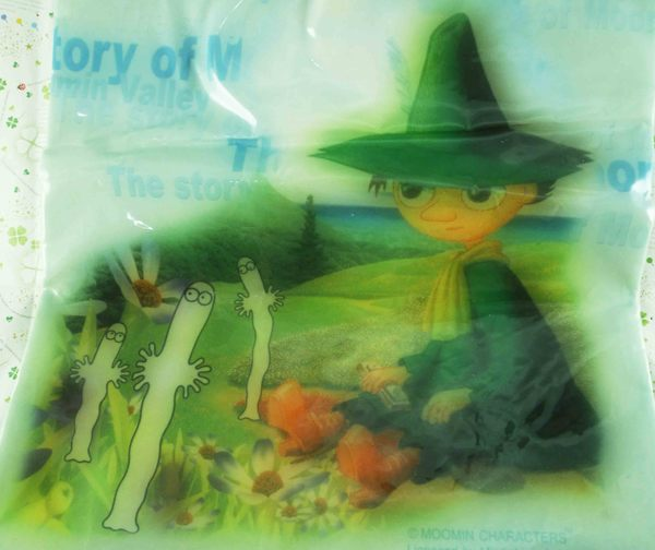 【震撼精品百貨】慕敏嚕嚕米家族_Moomin Valley~大手提袋-阿金